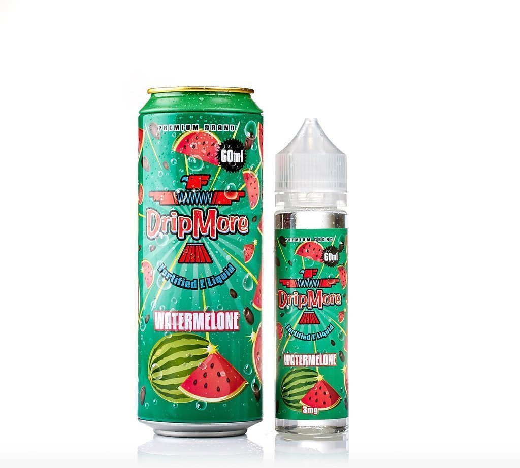 DRIP MORE:WATERMELONE 60 ML
