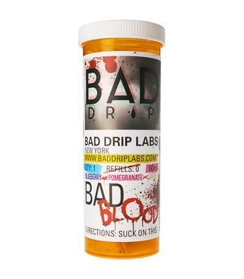 BAD DRIP:BAD BLOOD 60ML