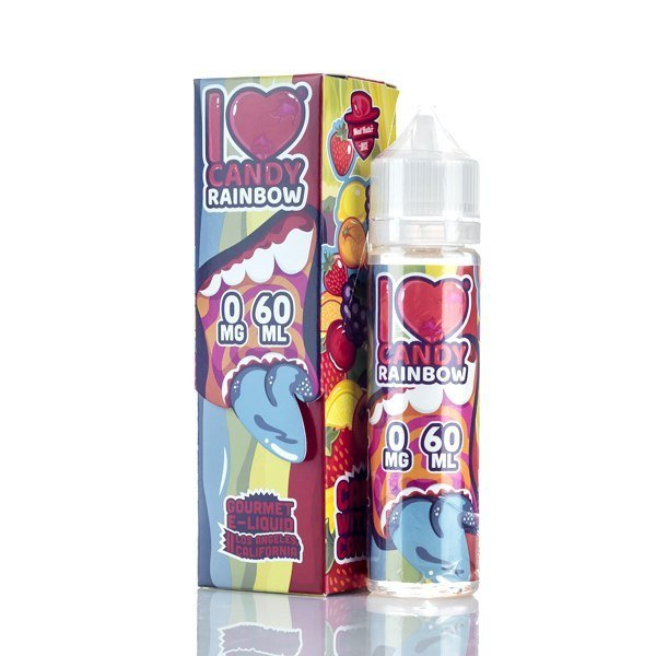 MAD HATTER JUICE: I LOVE CANDY RAINBOW 60ML