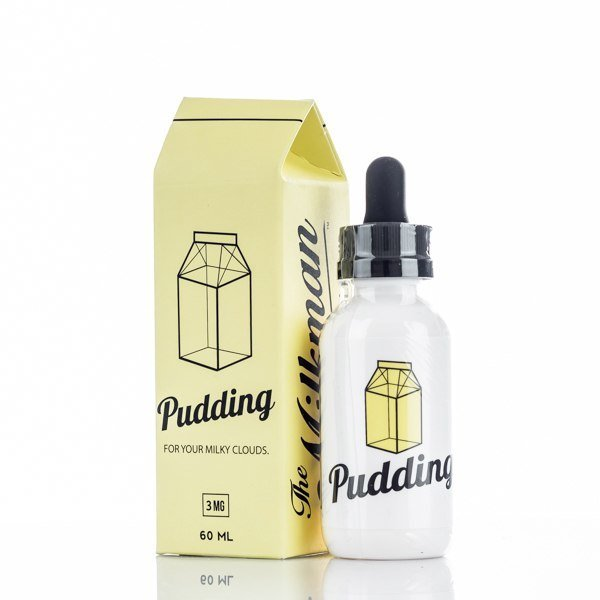 THE MILKMAN E-LIQUID: PUDDING 60ML