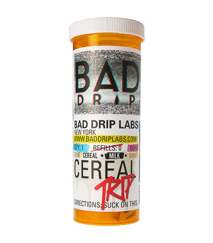 BAD DRIP:  CEREAL TRIP 60 МЛ
