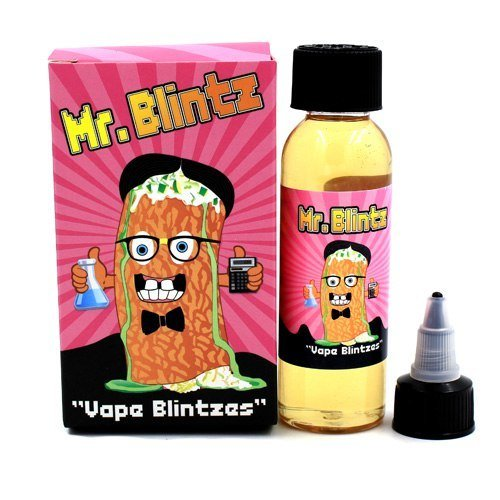 VAPE BREAKFAST CLASSICS: MR BLINTZ 60ML