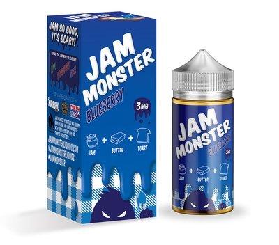 JAM MONSTER: BLUEBERRY 100ML