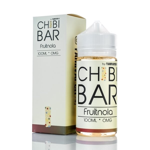 CHIBI BAR BY YAMI VAPOR : FRUITNOLA 100ML