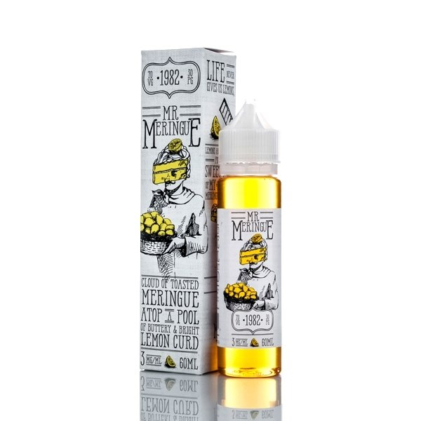 MR MERINGUE E-LIQUID: MR MERINGUE 60ML