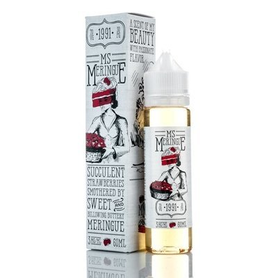 MR MERINGUE E-LIQUID: MS MERINGUE 60ML