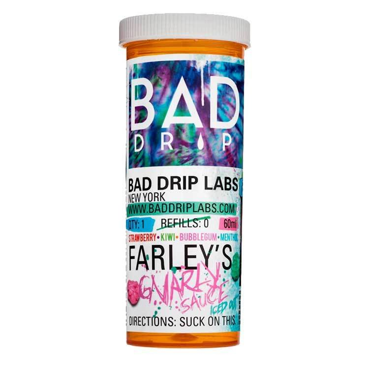 BAD DRIP: FARLEY'S GNARLY SAUCE ICED OUT 60ML