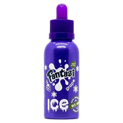FANTASI: GRAPE ICE 65ML