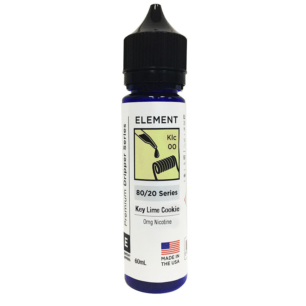 ELEMENTS:KEY LIME COOKIE 60ML