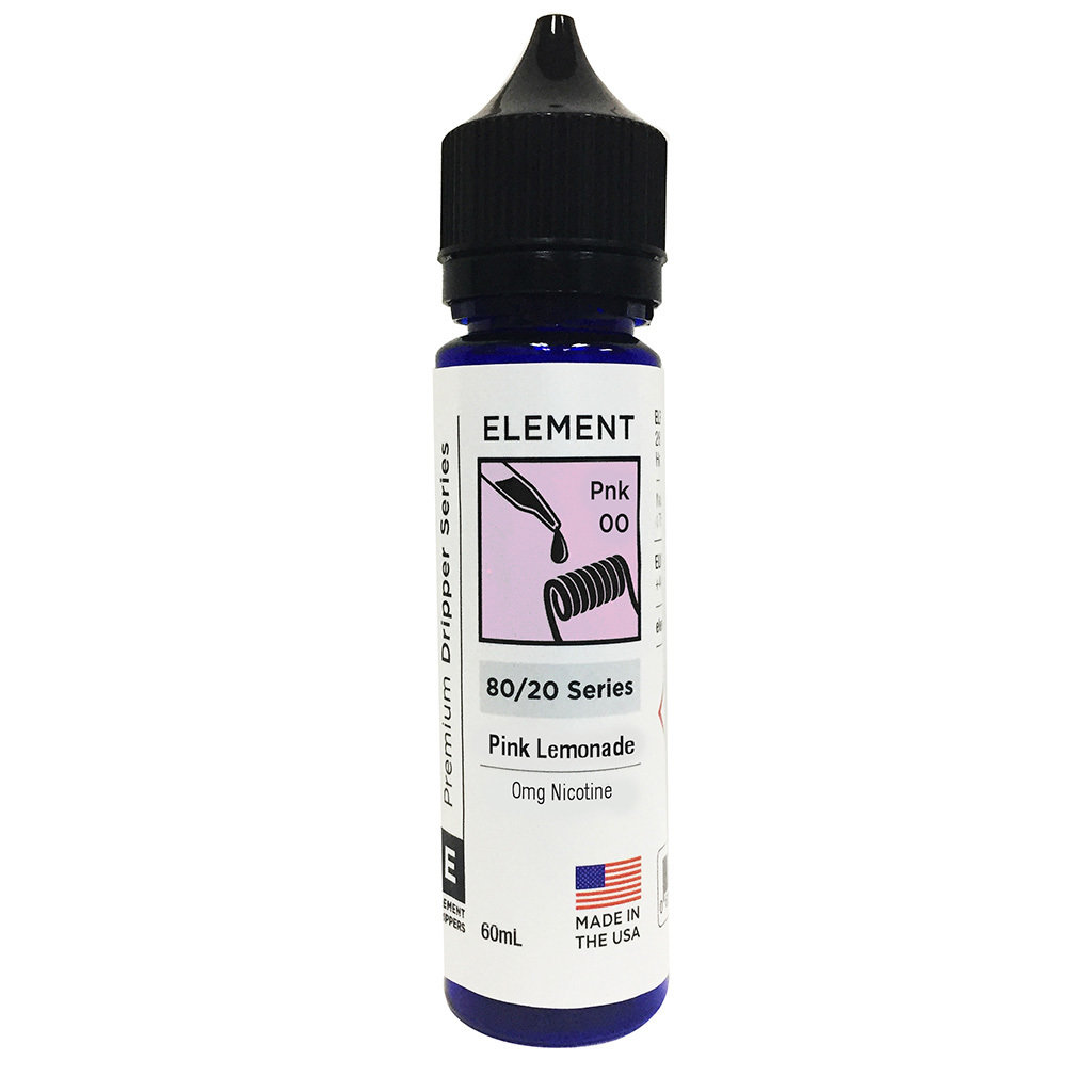 ELEMENTS:PINK LEMONADE 60ML