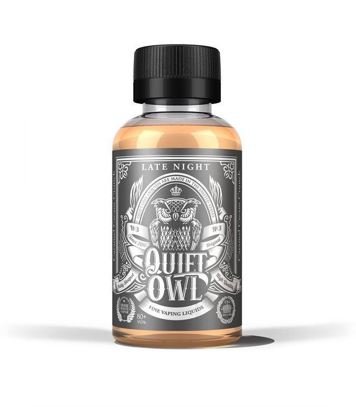 QUIET OWL: LATE NIGHT 60ML