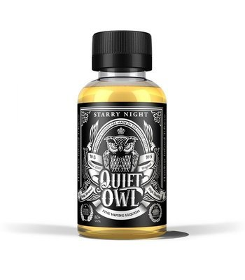 QUIET OWL: STARRY NIGHT 60ML 0MG