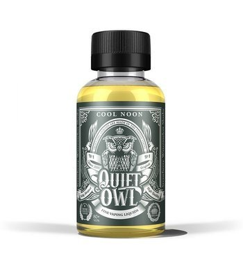 QUIET OWL: COOL NOON 60ML 0MG