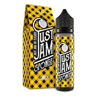 JUST JAM SPONGE: LEMON 58ML