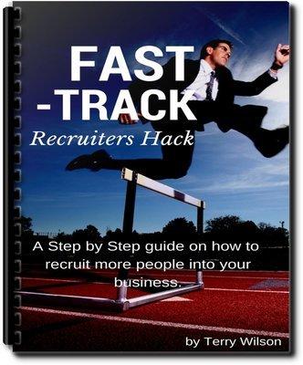 Fast Track Recruiter's Hack