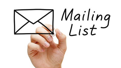 1000 Filtered & Scrubbed Email List