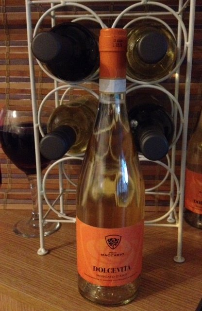 Weißwein / Süßwein    Pico Maccario Dolcevita Moscato d'Asti DOCG 19