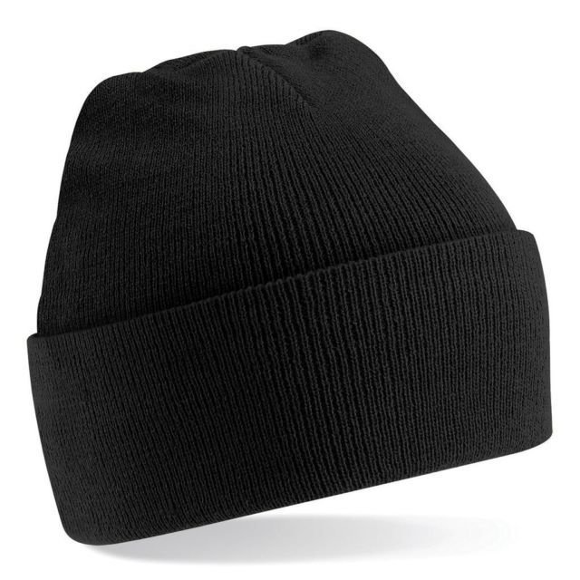 Beechfield Original Cuffed Beanie One Size / Black 41