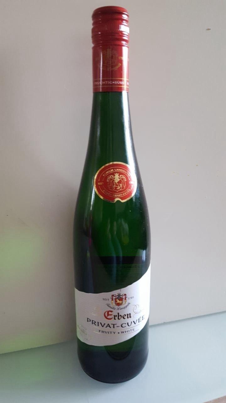 Erben Privat Cuvée 057