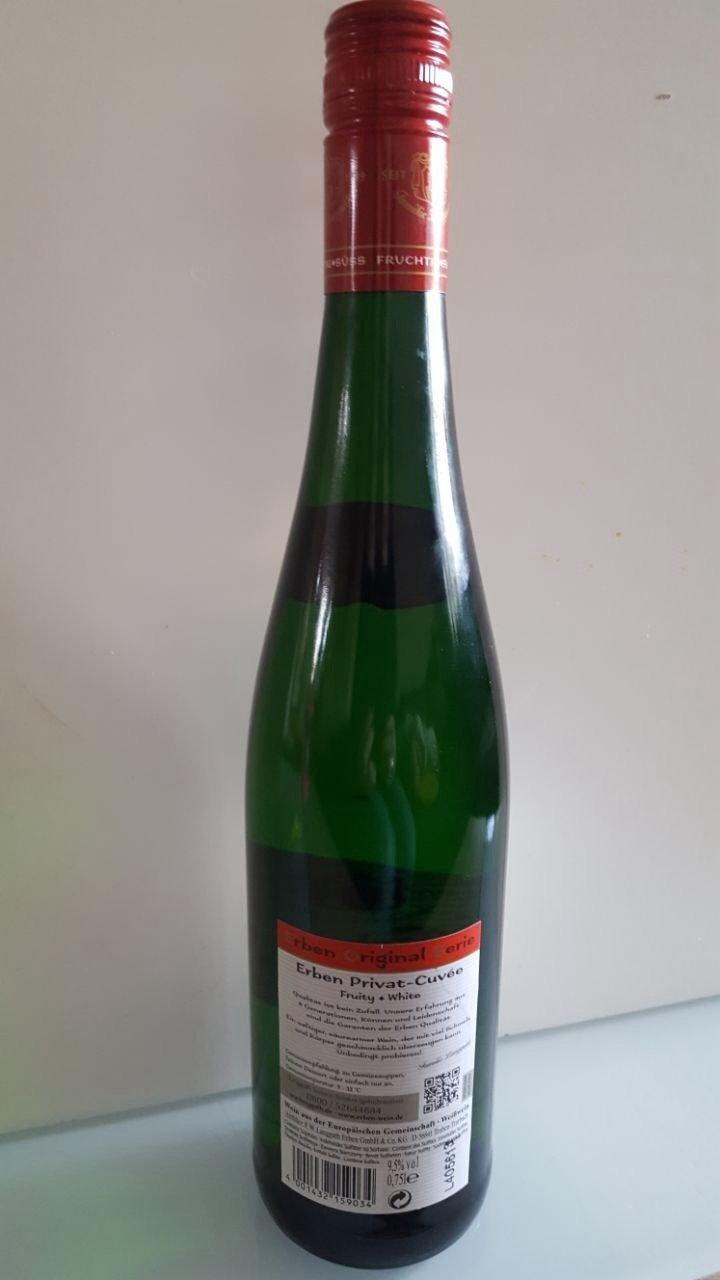 Erben Privat Cuvée
