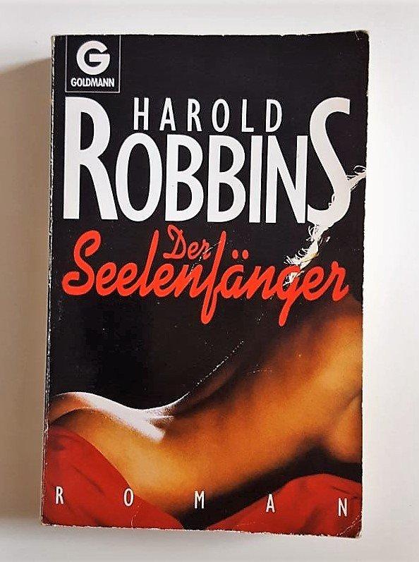Harold Robbins Der Seelenfänger 1982 ungekürtze Ausgabe 1982 Roman 205