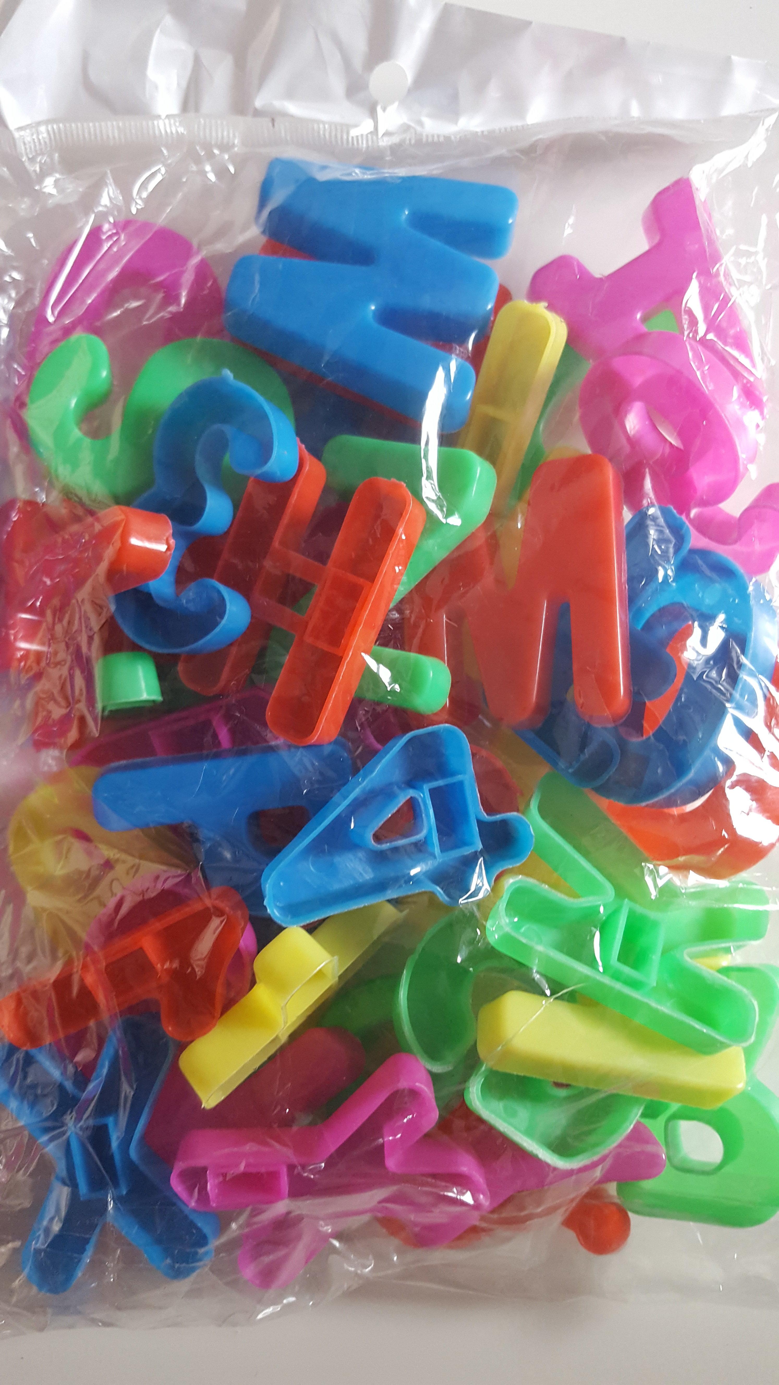 Buchstaben &  Zahlen Mix für Kinder ab 3 Jahren