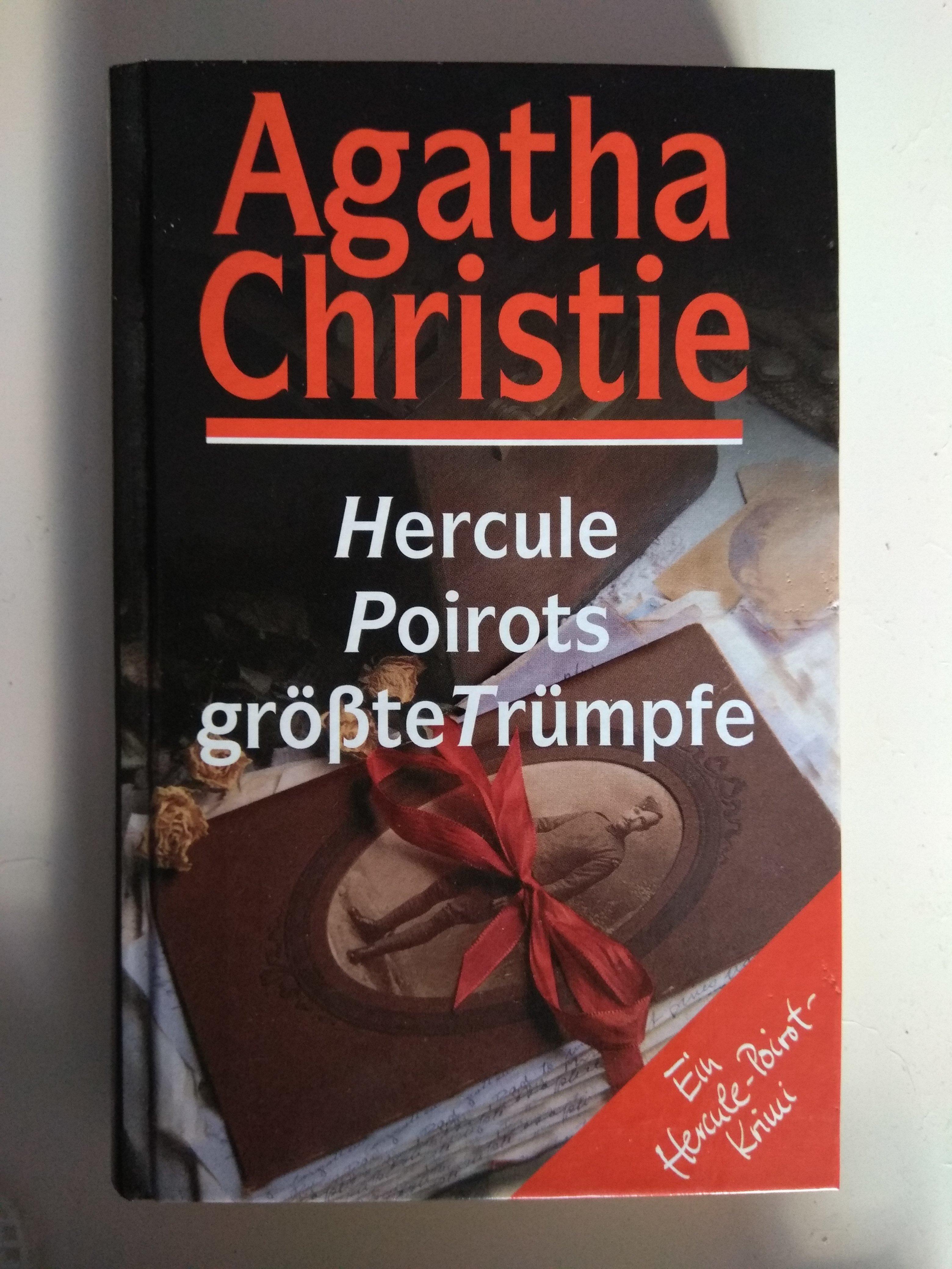 Hercule Poirots größte Trümpfe Christie, Agatha 2000