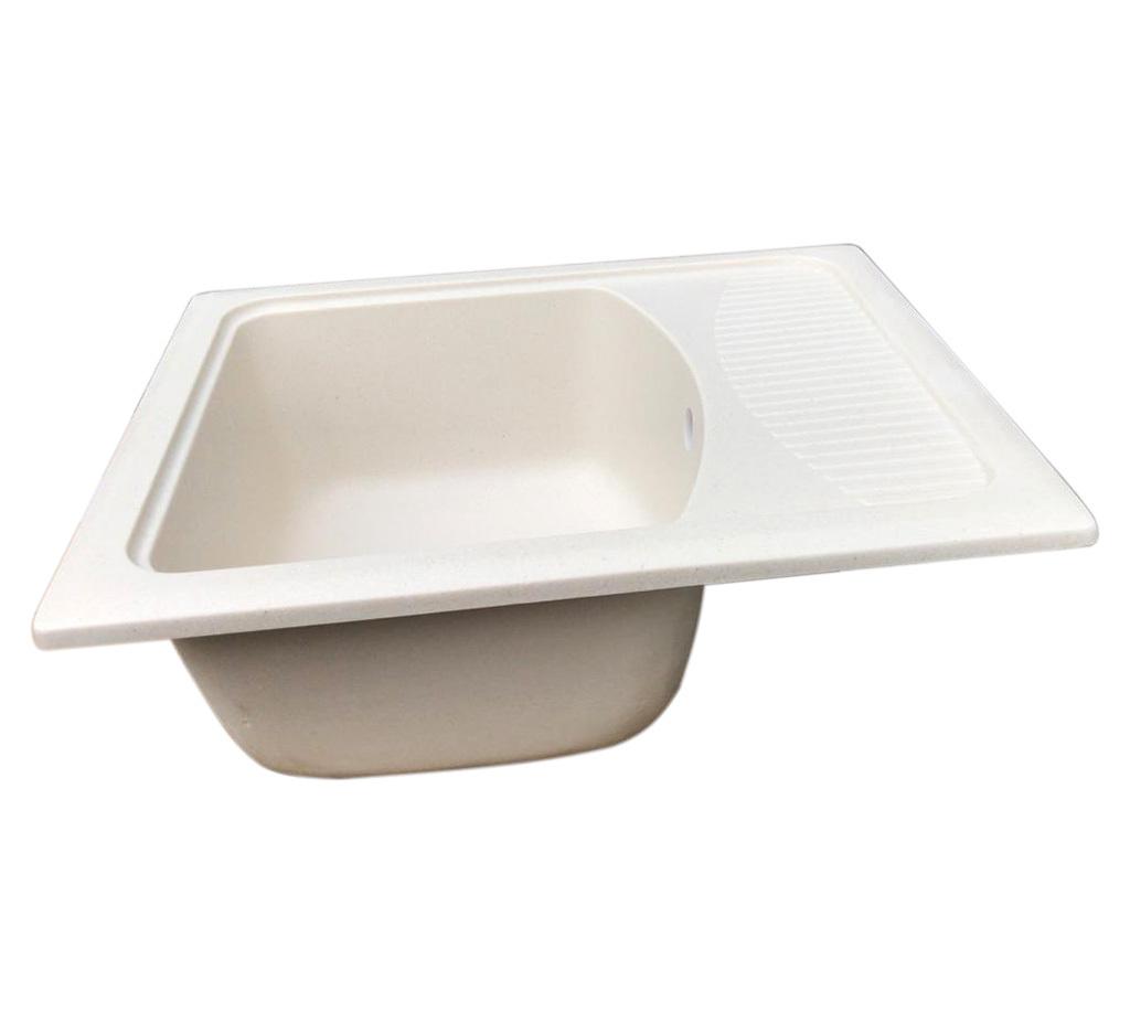 Мойка кухонная мраморная КМ 58-50 00446