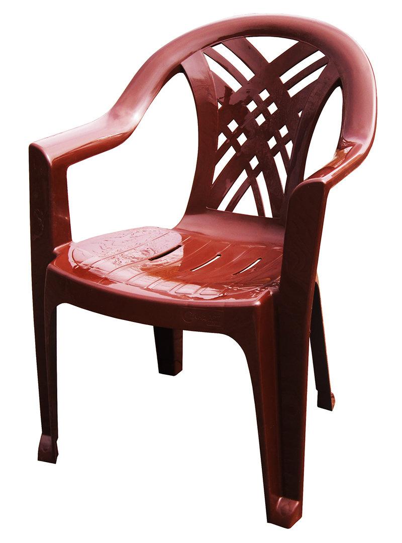 """Кресло """"Престиж-2"""" (шоколадное) 00392"""