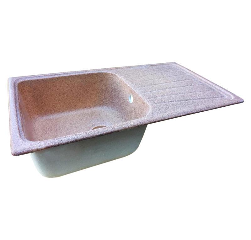 Мойка кухонная мраморная КМ 81-46 SGA-810 00427