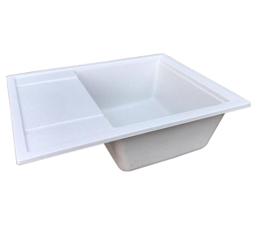 Мойка кухонная кварцевая FG 64-50 655 00434