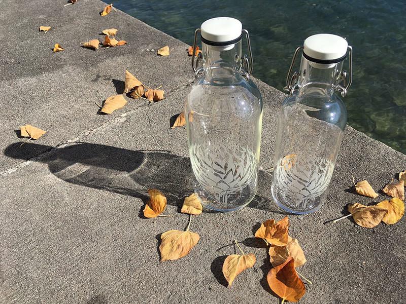 Fill me bottle - Artischocke 6 dl und 1 Liter