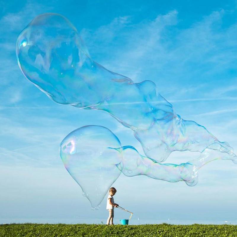 Schnüre für Riesen-Seifenblasen