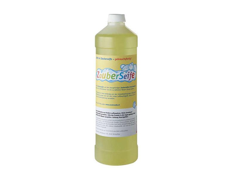Seifen-Mischung für Riesen-Seifenblasen