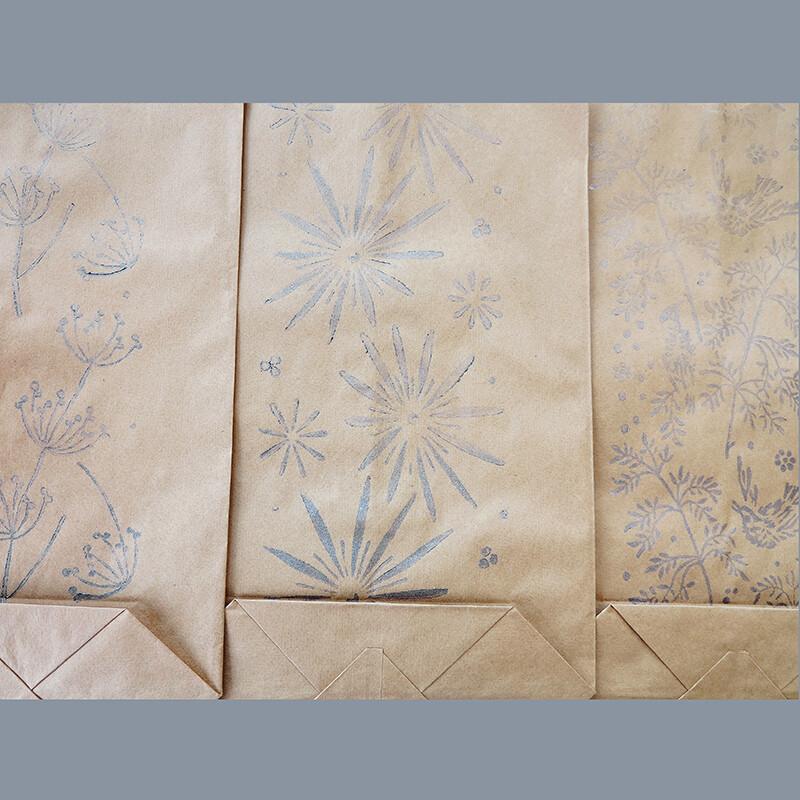 3er-Set Geschenksäckli