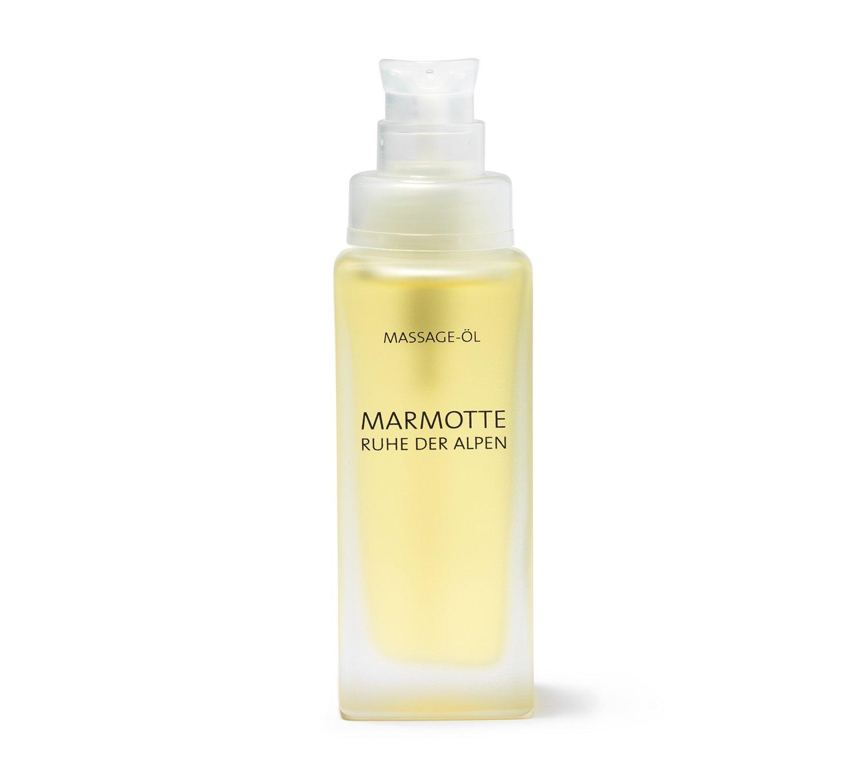 Massageöl Marmotte - Ruhe der Alpen - 50 ml