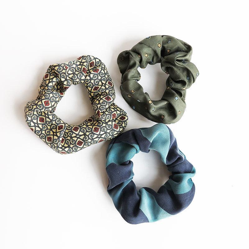 Kravatten-Haargummi