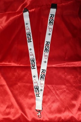 Rise Up Lanyards
