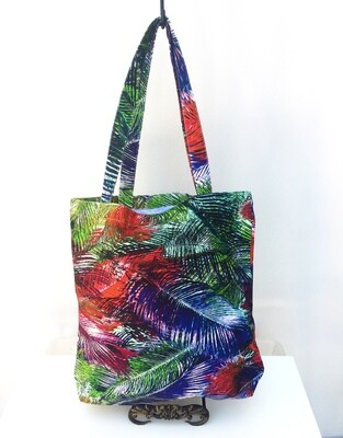 Tote Bag Palm Fronds