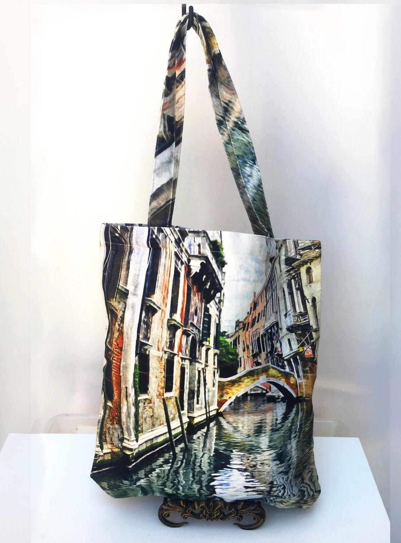 Tote Bag Venice