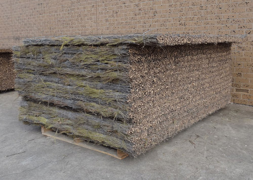 'SUPER THICK' 1700mm high x 2400mm LONG x 64mm - in pallets of 16 panels -  Adelaide