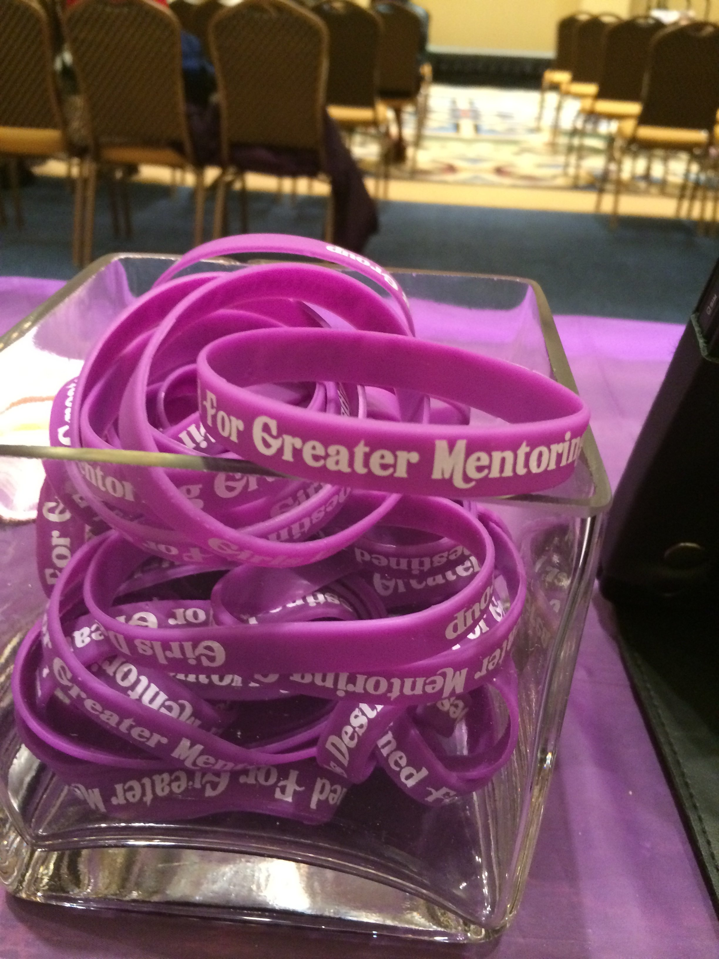 Girls Destined For Greater Wristband 0001