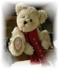 """""""Faith"""" Bear (2004) 00008"""