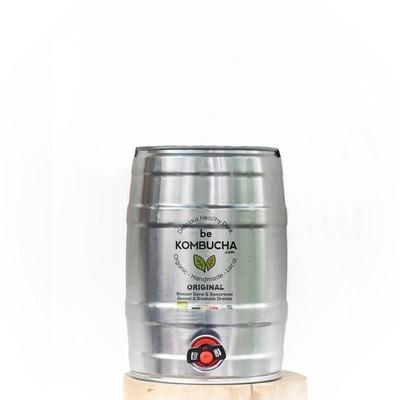 BeKombucha Original* Mini Keg 5L avec cartouche CO2