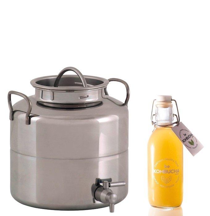 VRAC 8L Citron / Gingembre (Non Pétillant)