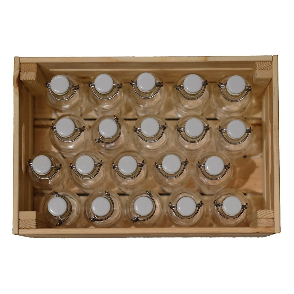 Caisse de 6 bouteilles BeKombucha 1L