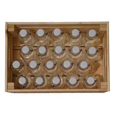 Caisse de 20 bouteilles vides BeKombucha 50cl (Nouvelle Collaboration)