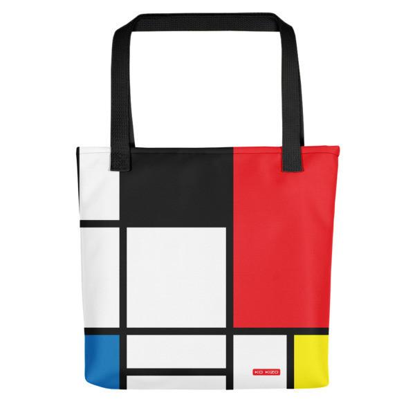"Tote bag ""Mondriaan' by KoKizo Design"