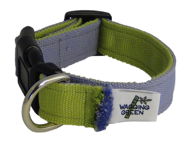 R Eco Friendly Bamboo Eco Hip Series Dog Collar