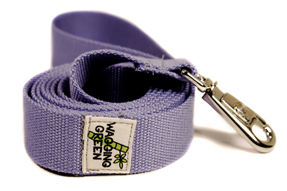 R Eco Friendly Bamboo Double Layer Dog Leash